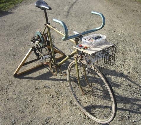 Vélo pigott nerz nevezh