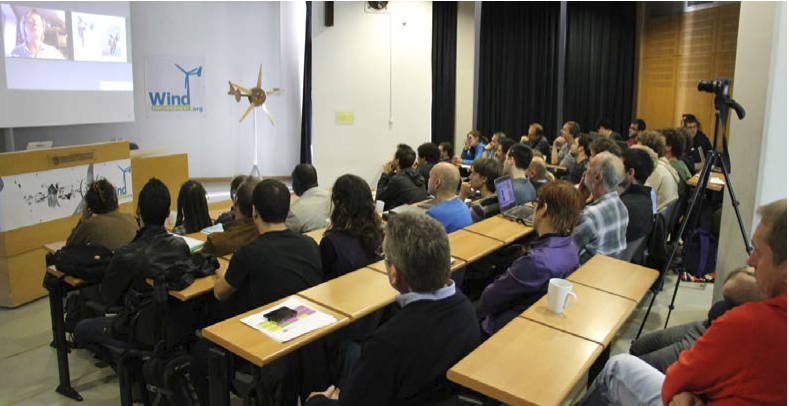 Conférence de Hugh pendant WE athènes